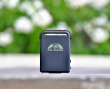 Tracker GPS TK102, le test
