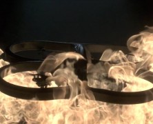 AR.Drone 2, Built for the elements